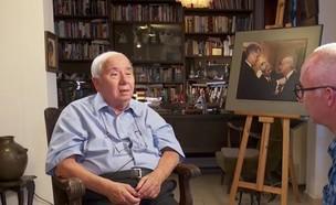 איתן הבר מסכם בראיון 60 שנות קריירה (צילום: חדשות)