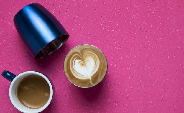 קפה (צילום: יח
