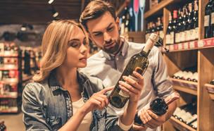 הטעות בבחירת יין (צילום: shutterstock By George Rudy)