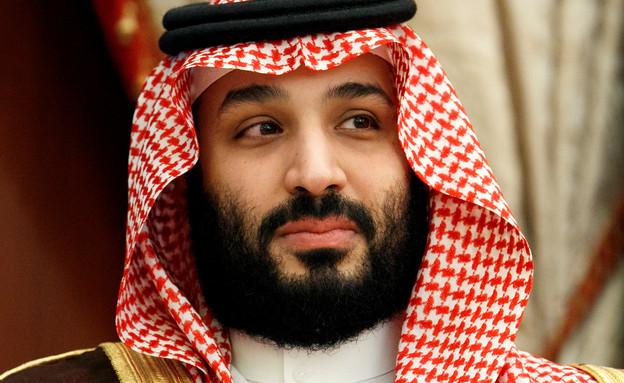 מוחמד בן סלמאן, יורש העצר הסעודי (צילום: שי פרנקו, רויטרס)