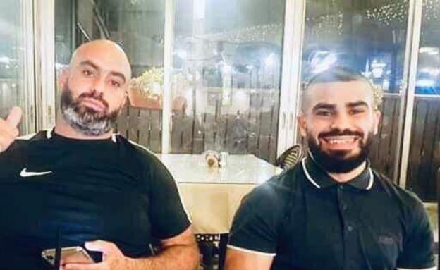ח'ליל ואחמד סאמי מנאע שנרצחו במג'ד אל כרום
