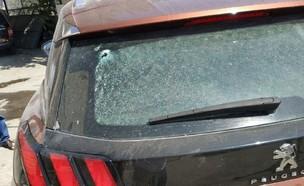 ירי לעבר רכב של בכיר במועצה האזורית נחף