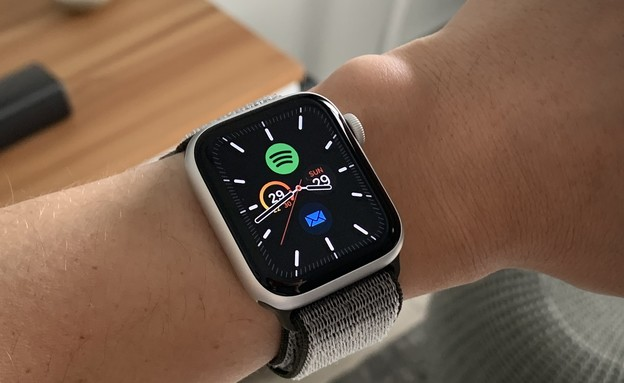 אפל ווטש, שעון חכם, שעון, apple watch (צילום: ינון בן שושן, NEXTER)