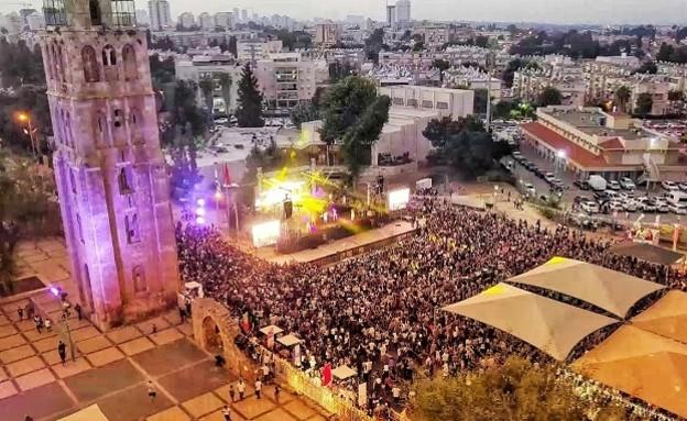 פסטיבל רמלה עיר עולם (צילום: שמוליק וסיני צלמים)