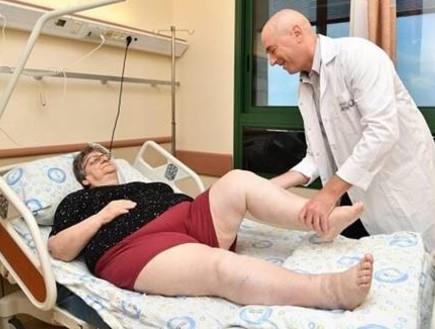 ניתוח ברך רובוטי