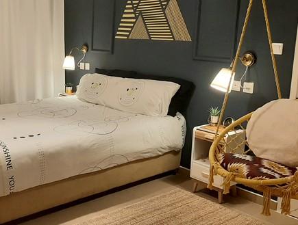 חדר שינה, (1)