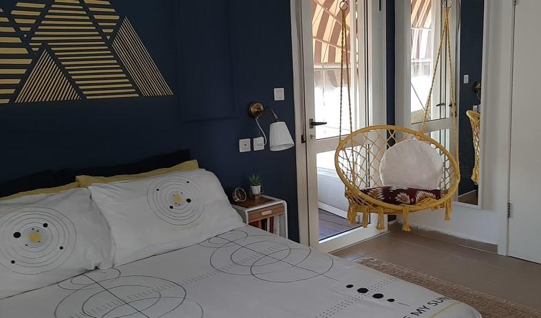 חדר שינה, (4) (צילום: שני רוטוול)