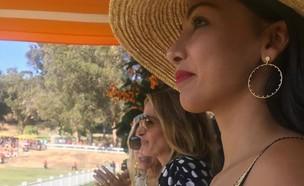 מורן אטיאס וג'וליה רוברטס, אוקטובר 2019 (צילום: צילום פרטי)