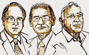 זוכי פרס נובל לכימיה לשנת 2019