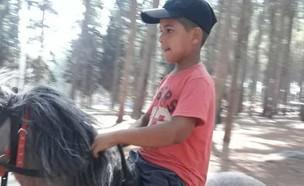 ריאד בסאם אבו שריקי, בן 13 מלוד שנהרג בתאונה (צילום: באדיבות המשפחה, החדשות)