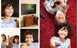 ילדים ומסכים, נעמי ונתן (צילום: אבישי פינקלשטיין)
