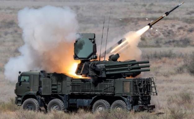 נשק רוסי בסוריה (צילום:  none)