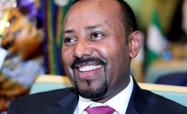 אבי אחמד, ראש ממשלת אתיופיה (צילום: רויטרס)