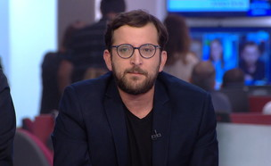 יונתן אוריך (צילום: החדשות 12)