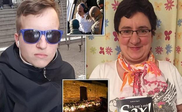 הקורבנות בגרמניה (צילום: dailymail)