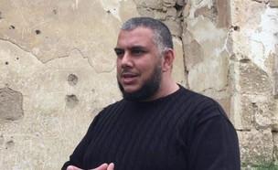 """עלי אל דנאף, יו""""ר התנועה האסלמית ברמלה"""