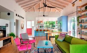 בית במושב, עיצוב גל אדריכלים - 10 (צילום: עמית גושר)