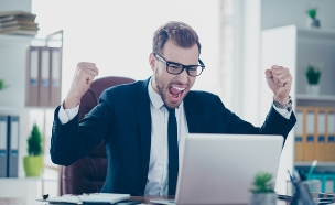 בחן את עצמך: איזו עבודה תהפוך אותך למאושר? (צילום: SHUTTERSTOCK)