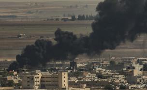 תקיפה טורקית על הכורדים בסוריה (צילום: Sakchai Lalit | AP)