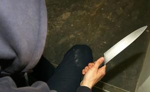 סכין אילוסטרציה (צילום: skynews)