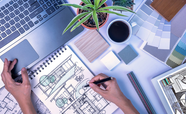 לימודי עיצוב (צילום: By Naphat_Jorjee, shutterstock)
