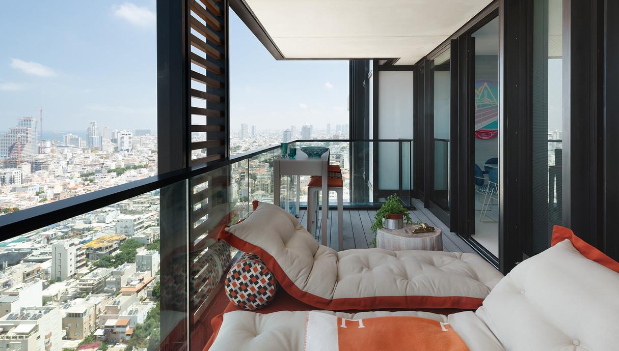 דירה בתל אביב, עיצוב אושיר אסבן - 12