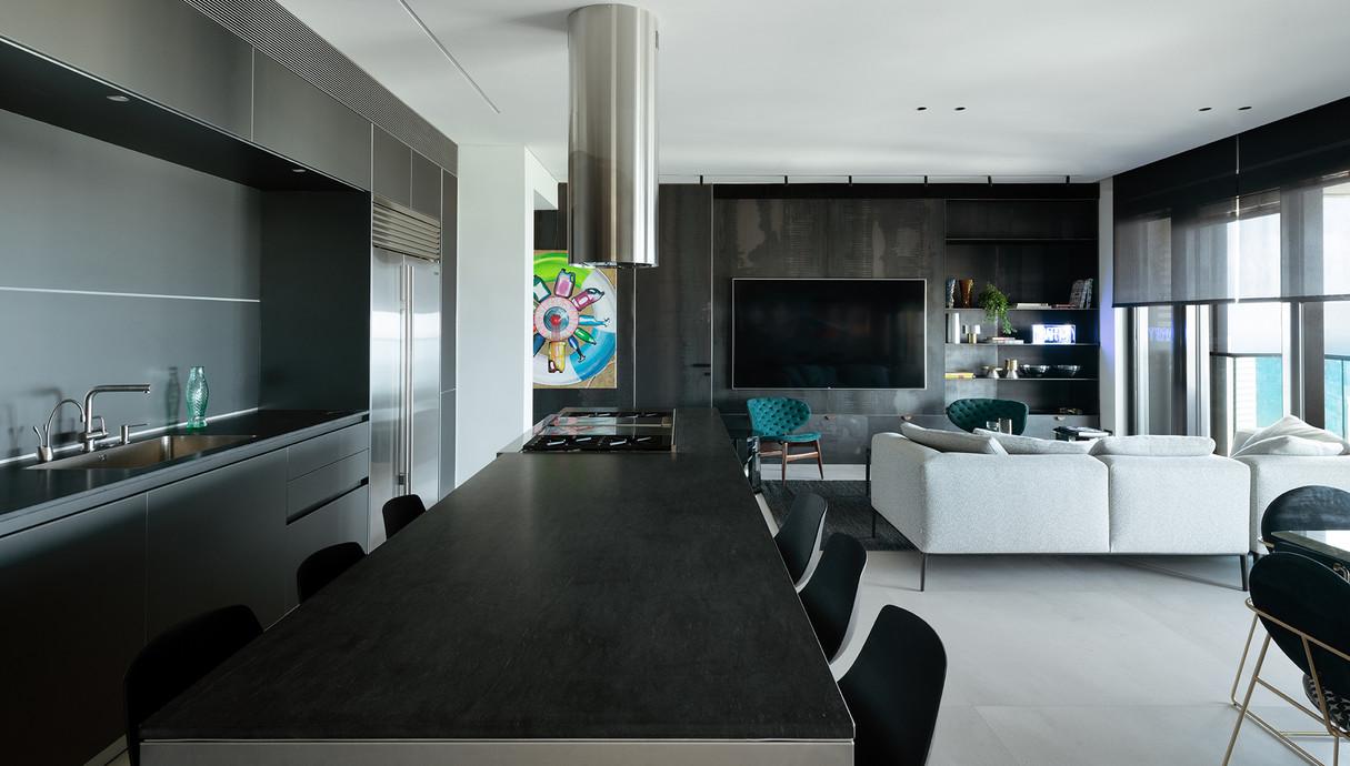 דירה בתל אביב, עיצוב אושיר אסבן - 3