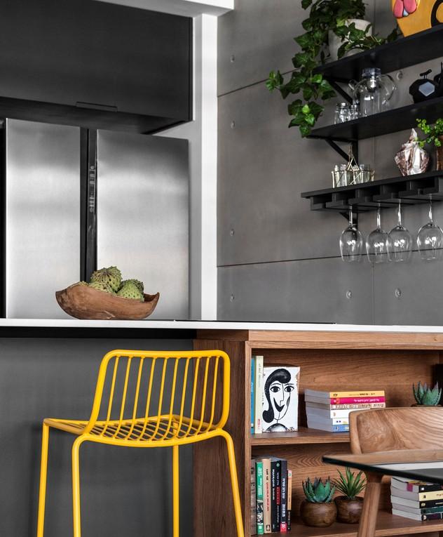 דירה בתל אביב, ג, עיצוב שלומית גליקס - 26