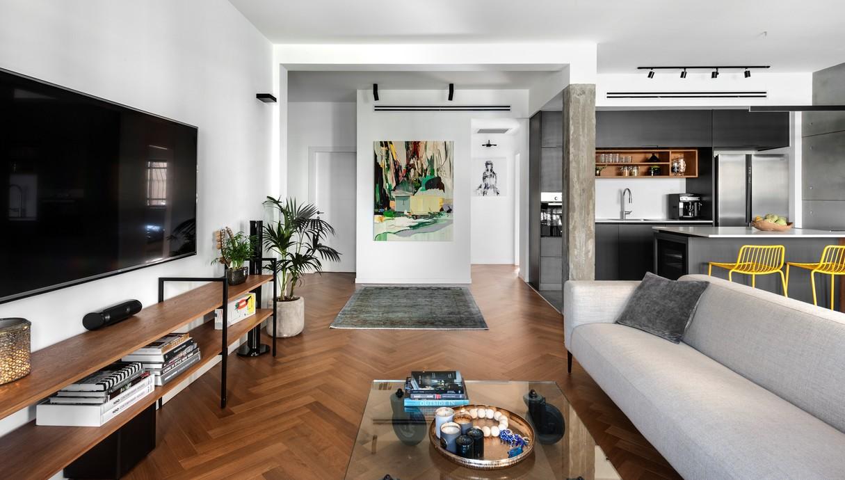 דירה בתל אביב, עיצוב שלומית גליקס - 6