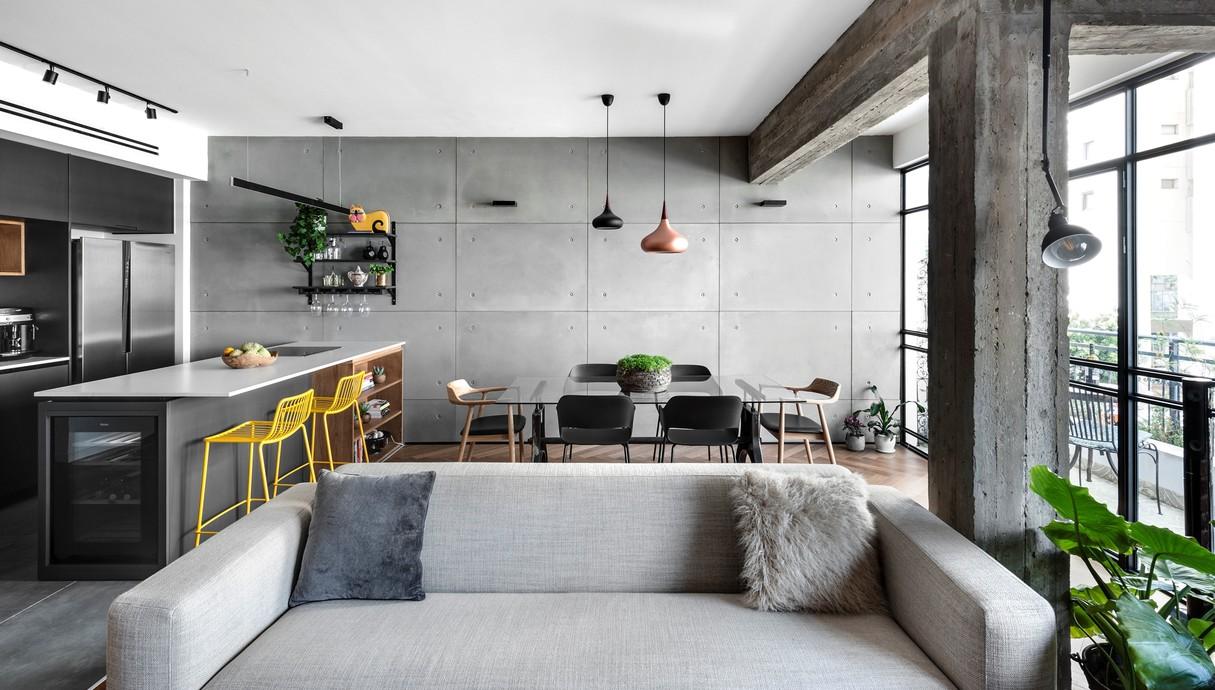 דירה בתל אביב, עיצוב שלומית גליקס - 7