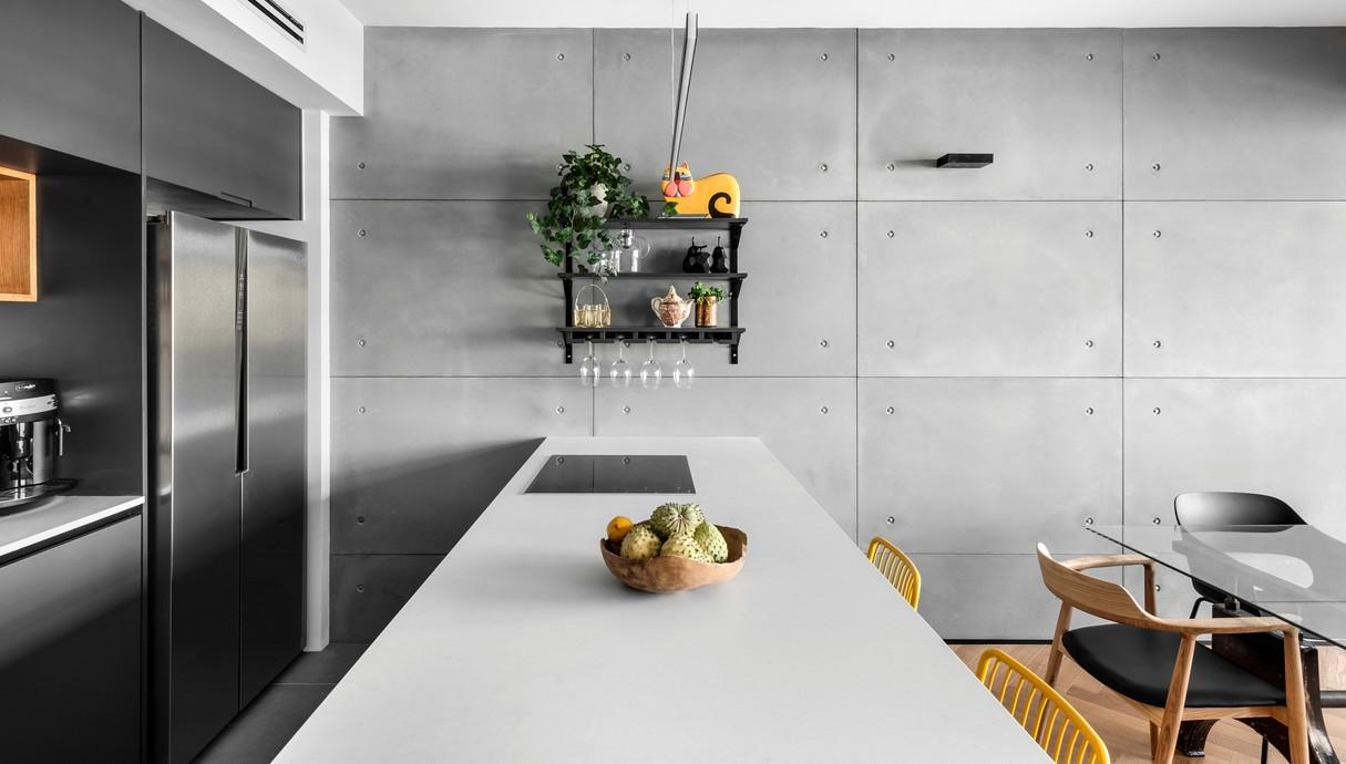 דירה בתל אביב, עיצוב שלומית גליקס - 10