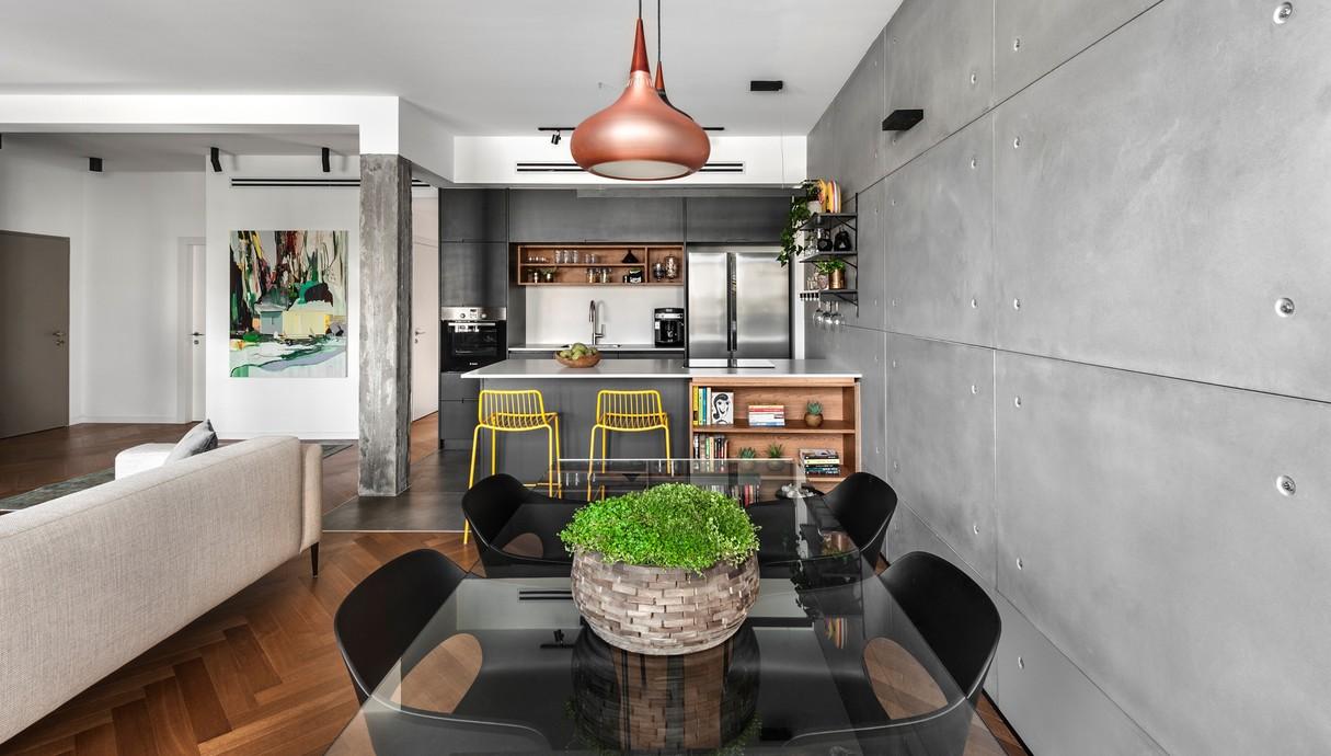 דירה בתל אביב, עיצוב שלומית גליקס - 11