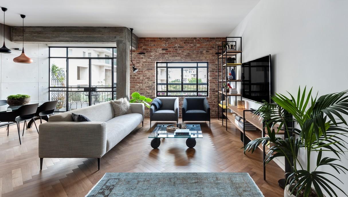 דירה בתל אביב, עיצוב שלומית גליקס - 18