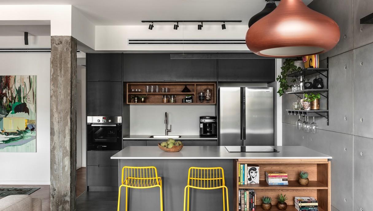דירה בתל אביב, עיצוב שלומית גליקס - 27
