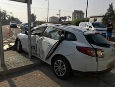 שני הרוגים ופצוע בינוני בתאונה ליד שדרות