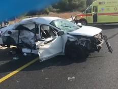 התאונה בכביש 6: נקבע מות התינוק שאמו נהרגה