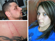 אם החשוד ברצח אשתו: היא תקפה אותו באלימות