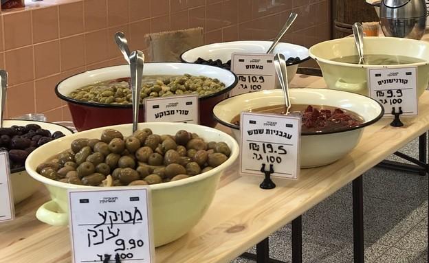 ישראל אהרוני קצבייה שנקין תל אביב  (צילום: ריטה גולדשטיין, אוכל טוב)