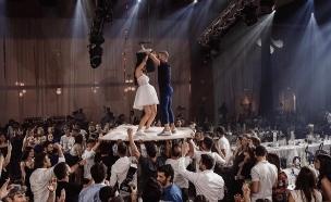 החתונה של אריאל ואמיר (צילום: אורי חיון)