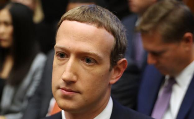 """מארק צוקרברג מייסד מנכ""""ל פייסבוק (צילום: Chip Somodevilla, GettyImages)"""
