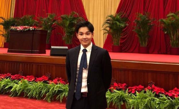 אריק טסה, המיליארדר בן ה-24 מהונג קונג  (צילום: מתוך עמוד האינסטגרם של erictse0816)