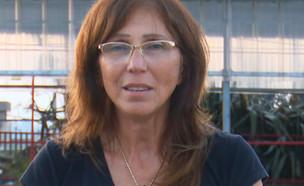 דודתה של כרמית סררו שנהרגה בתאונת דרכים (צילום: החדשות 12)