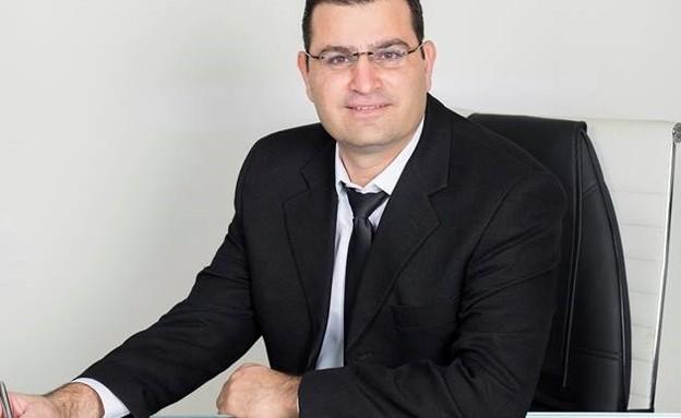 """עו""""ד דוד טובול (צילום: צילום עצמי, פסקדין)"""