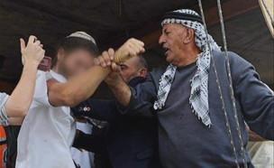 העימות האלים בין פלסטינים למתנחלים בבקעת הירדן