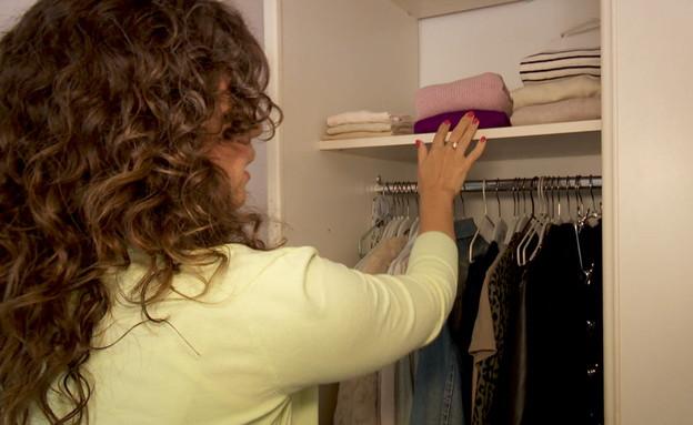 טרנד המינימליזם בבגדים (צילום: החדשות 12)