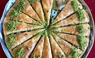 יאפה כנאפה בקלאווה  (צילום: ריטה גולדשטיין, אוכל טוב)