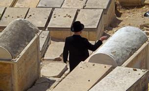 בית קברות יהודי (צילום: Vinicius Moreira da Silva, ShutterStock)