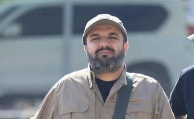 בהא אבו עטא מפקד הגזרה הצפונית של גיהאד איסלמי