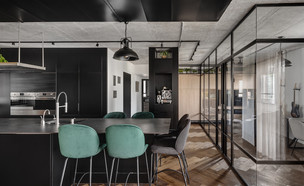 דירה בשרון, עיצוב ניצן הורוביץ - 10 (צילום: עודד סמדר)