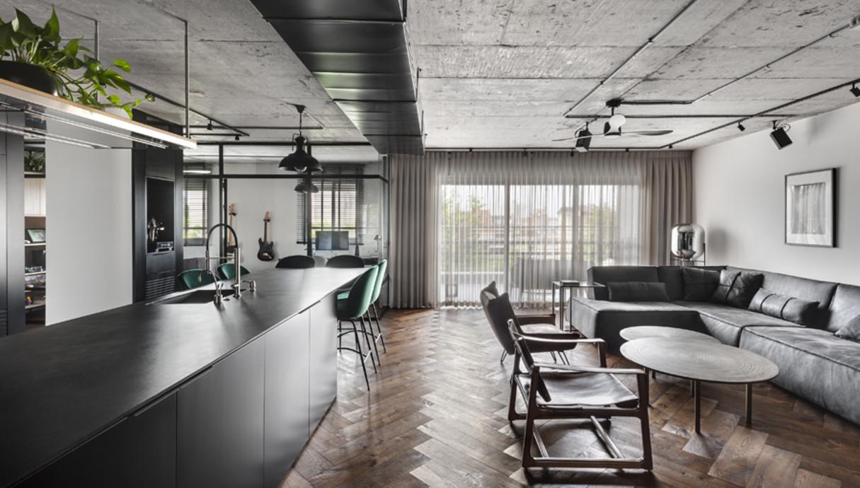דירה בשרון, עיצוב ניצן הורוביץ - 16